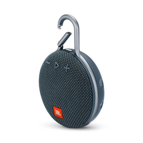 JBL Clip3 Portable Bluetooth Speaker Black 藍