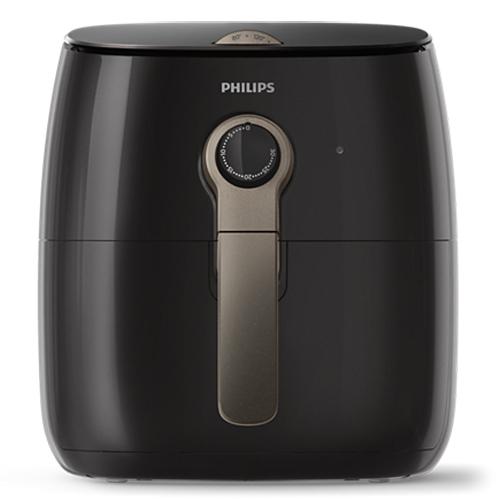 PHILIPS [P]Airfryer健康空氣炸鍋 黑色 HD9723/11