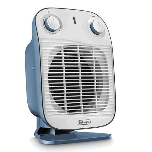 DELONGHI 2000W暖風機 HFS50B20.AV 藍白