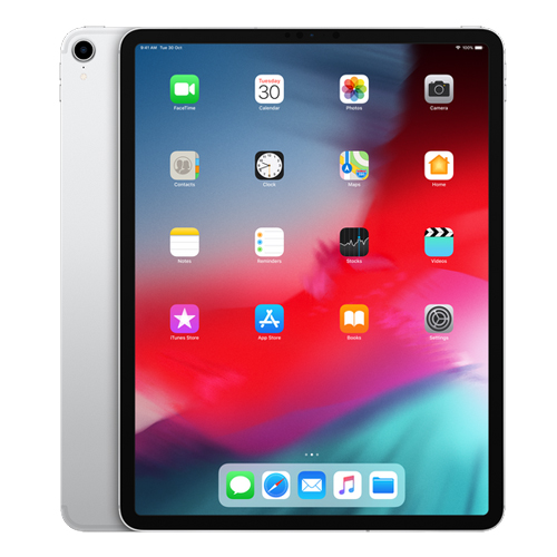 APPLE 12.9 iPad Pro Wi-Fi+4G 256GB Silver