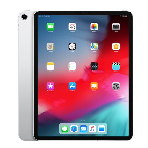 APPLE 12.9 iPad Pro Wi-Fi+4G 1TB Silver