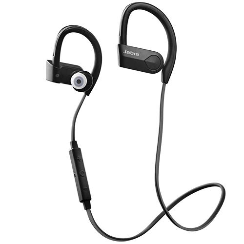 Jabra [7/i]藍牙耳機 Sport Pace Black 100-97700003-40