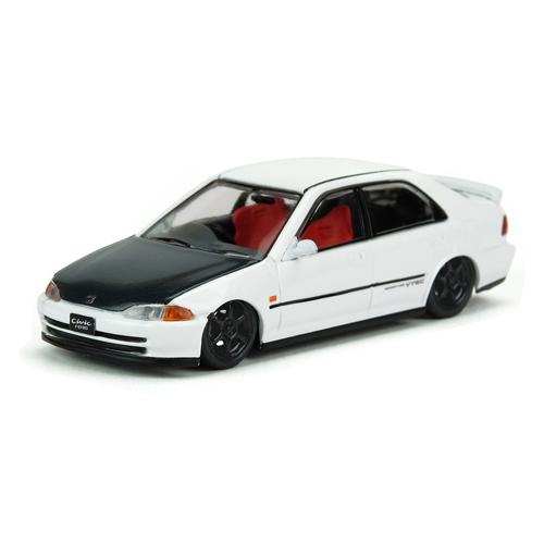 INNO64 Honda Civic EG9 White