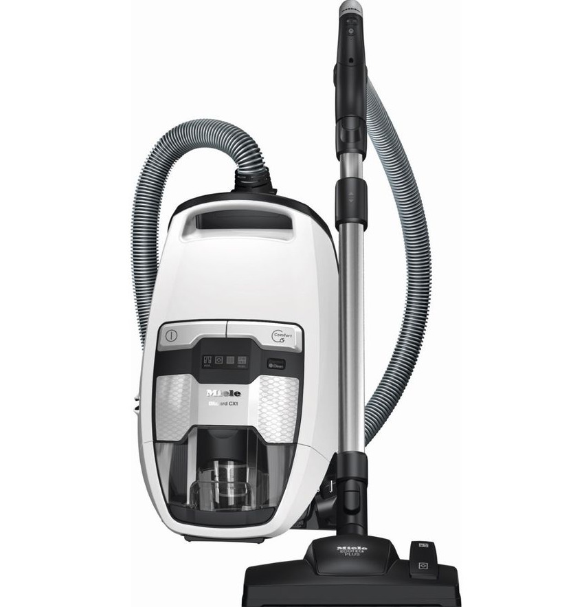 MIELE 無塵袋吸塵機 CX1-WH 白色