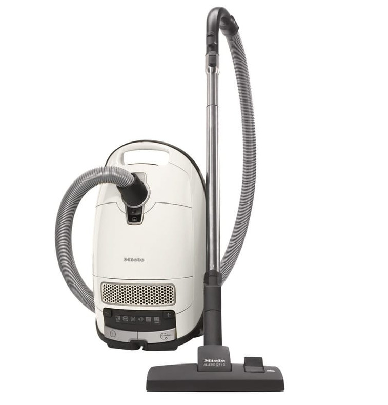MIELE [5]塵袋式吸塵機 C3M-LW 白色