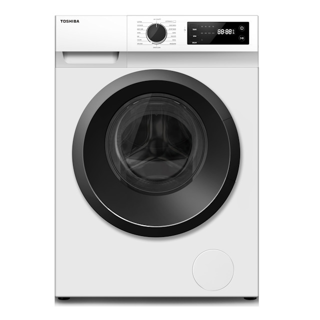 TOSHIBA 7.5KG前置式洗衣機 TW-BH85S2H