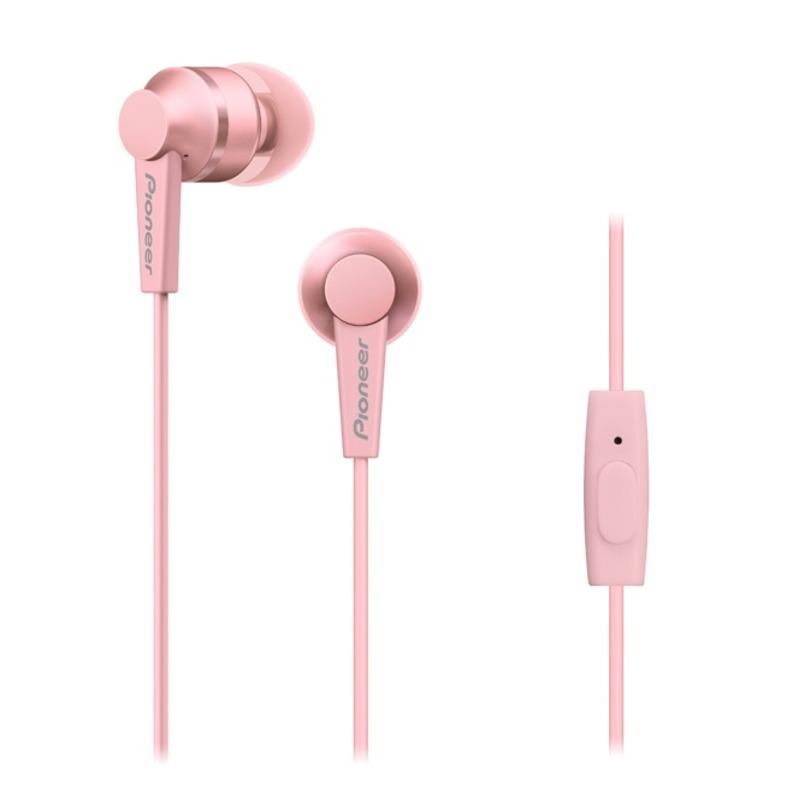 Pioneer Mobile In-Earphones SE-C3T Rose