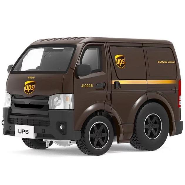 Tiny Q 豐田Hiace UPS