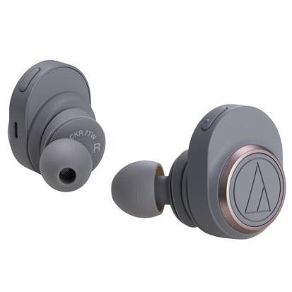 audio-tech [P/D]Ture Wireless Earphones ATH-CKR7TW Gray