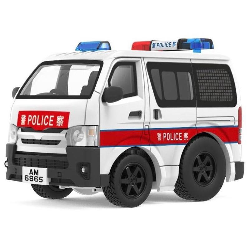 Tiny Q 豐田Hiace 警察[EU]