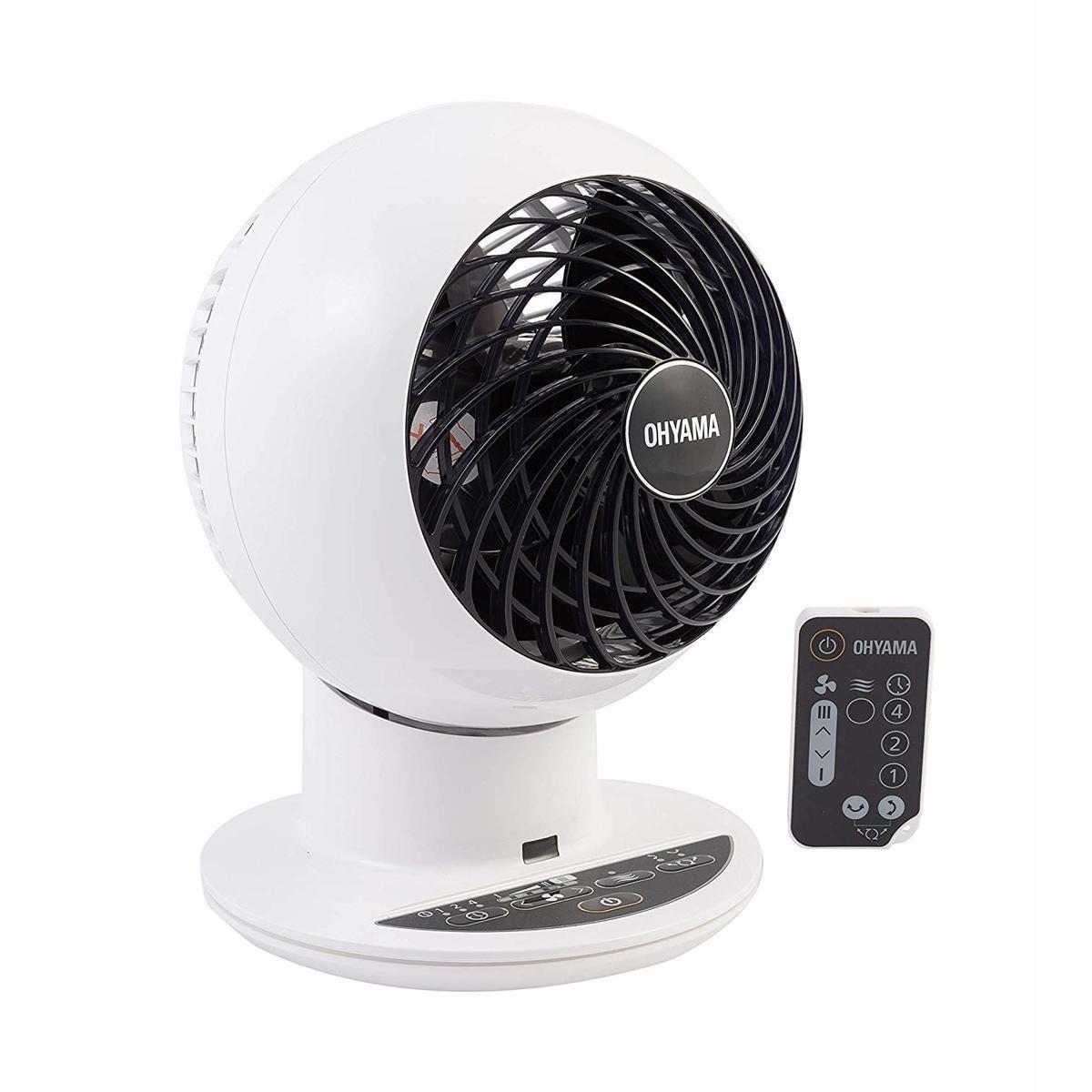 IRISOHYAMA [S/i]超強靜音循環風扇 PCF-SC15T