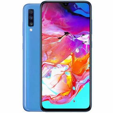 SAMSUNG GALAXY A70 8GB+128GB 藍色 A7050