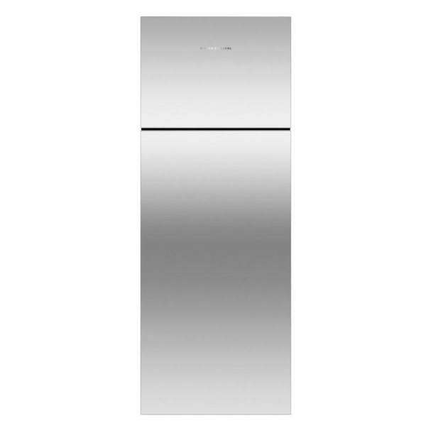 F&P 411L雙門雪櫃-左門鉸 RF411TLPX6-需訂貨