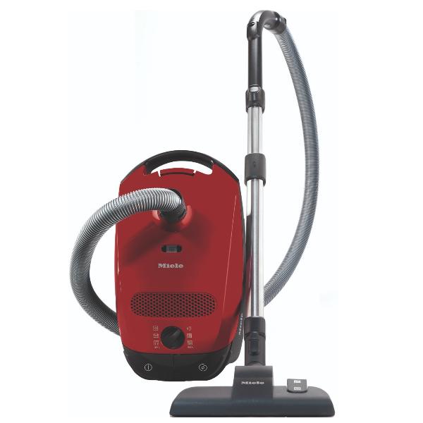 MIELE 塵袋式吸塵機 C1-AR 紅色