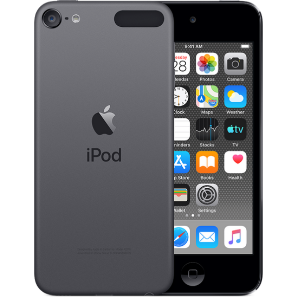 APPLE iPod Touch 256GB Space Grey 7th generation
