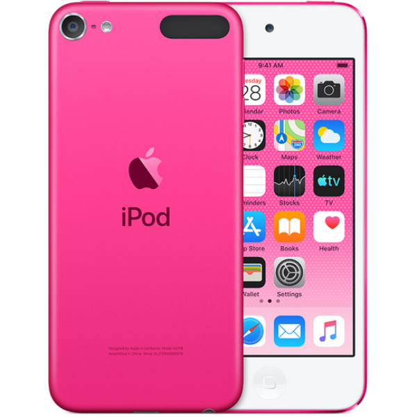 APPLE iPod Touch 256GB Pink 7th generation