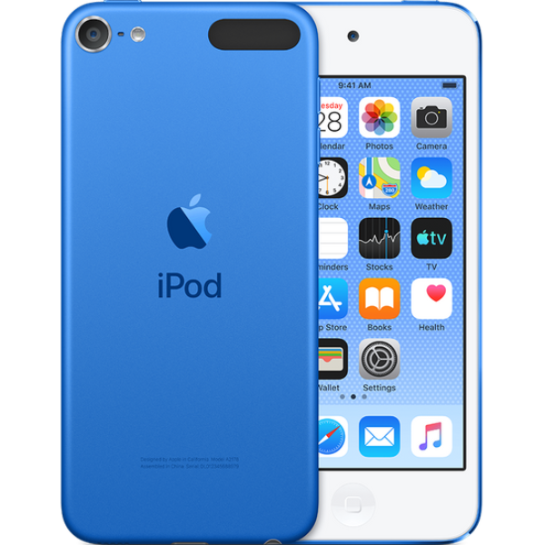 APPLE iPod Touch 256GB Blue 7th generation