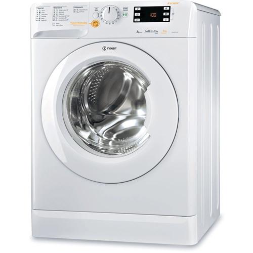 INDESIT [i]7KG洗/5KG乾衣機 XWDE751480XW