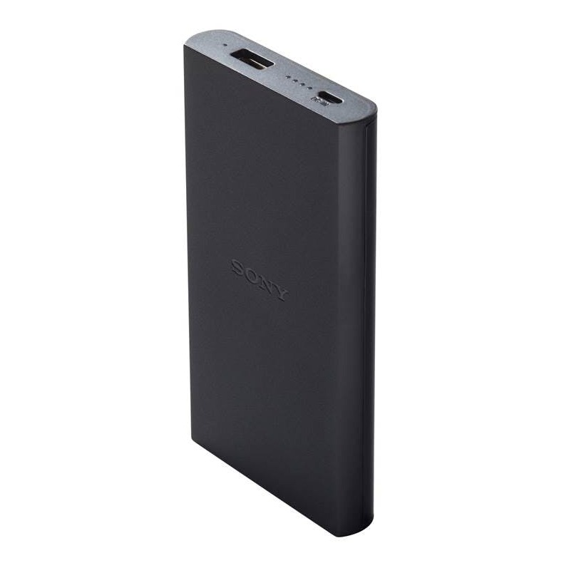 SONY [P]10000mAh 1.5A 單輸出USB行動電源 Black