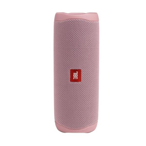 JBL Flip 5 Portable Bluetooth Speaker 粉色