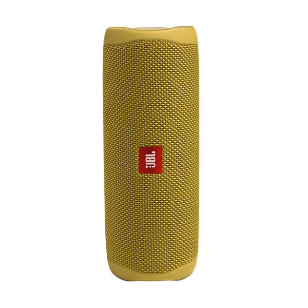 JBL Flip 5 Portable Bluetooth Speaker 黃色