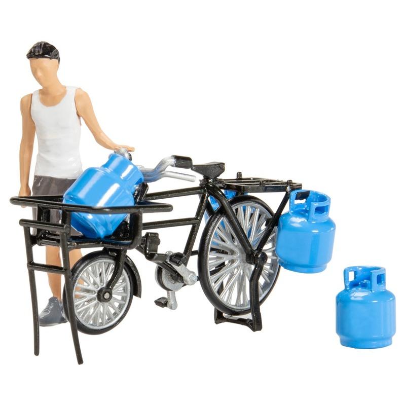 Tiny微影 香港石油氣單車 [1:35]