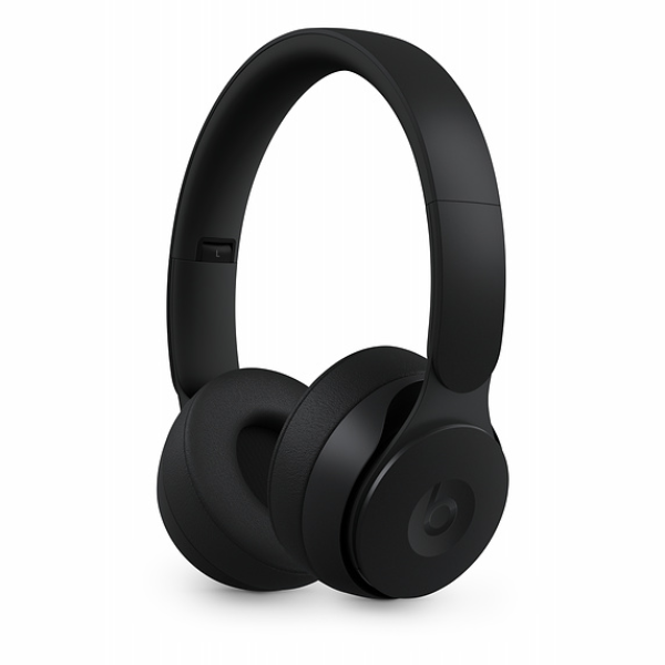 Beats Solo Pro Wireless Noise Cancelling Headphones-Black