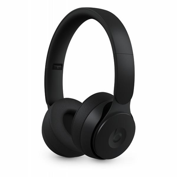 Beats Solo Pro Wireless Noise Cancelling Headphones-Black
