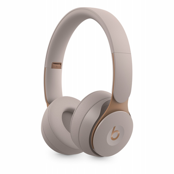 Beats Solo Pro Wireless Noise Cancelling Headphones-Grey