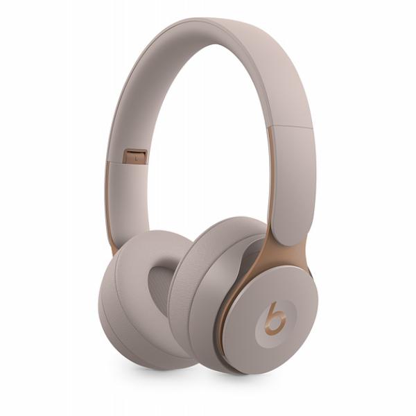 Beats Solo Pro Wireless Noise Cancelling Headphones-Grey