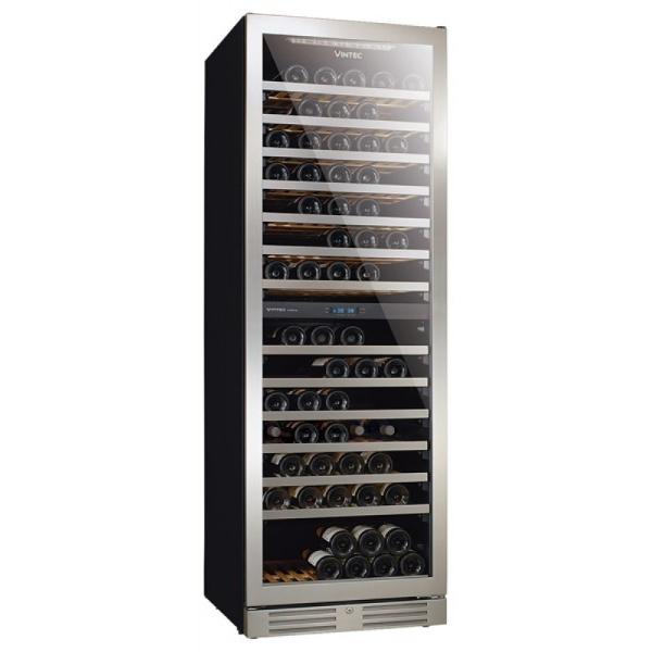 VINTEC 紅酒櫃-138瓶 VWD154SSA-X