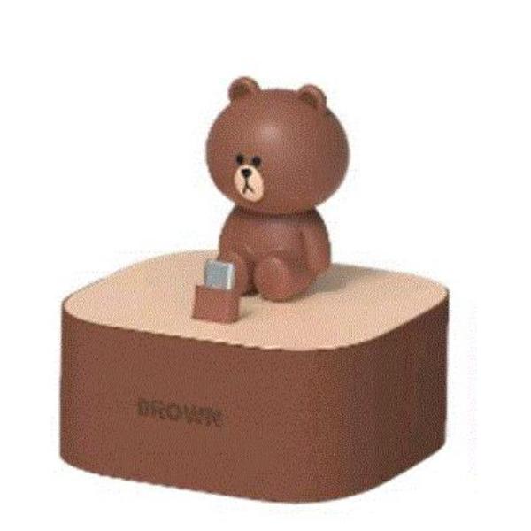 Samsung N10/10+Line Smart charging stand Brown