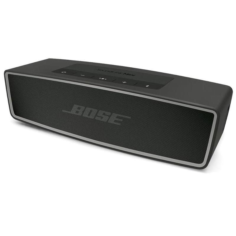 BOSE [P]SoundLink Mini II SE Triple Black