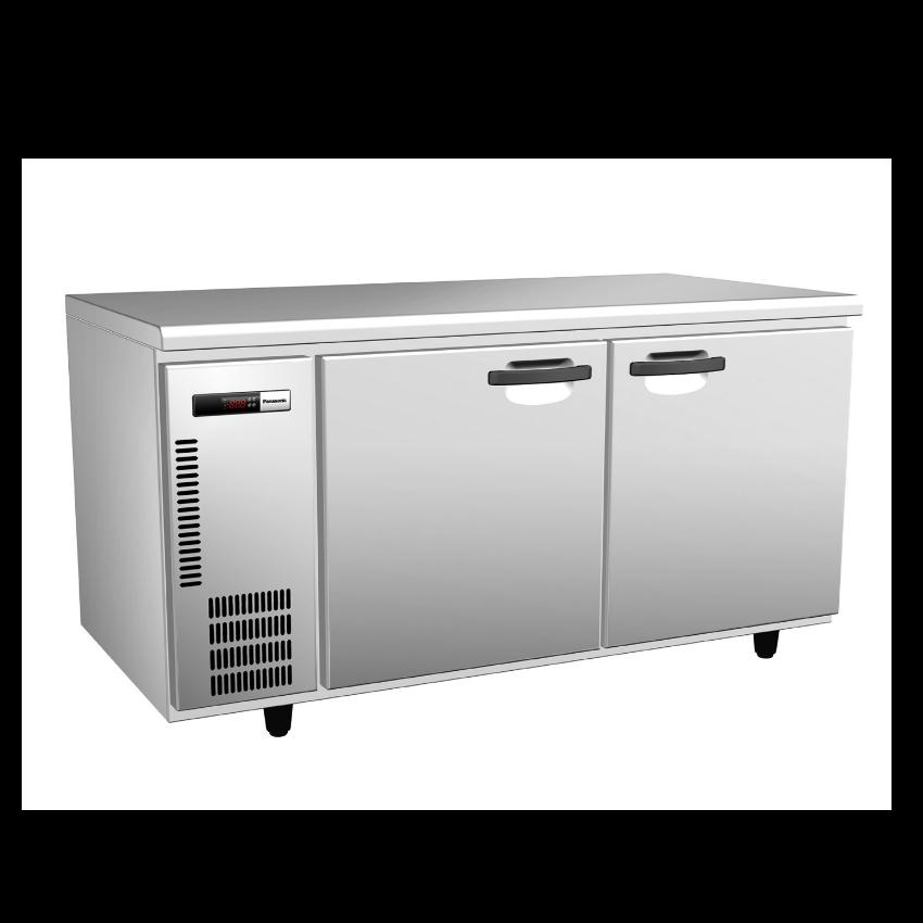 PANASONIC 平檯底冷凍櫃 SUF-1271HP