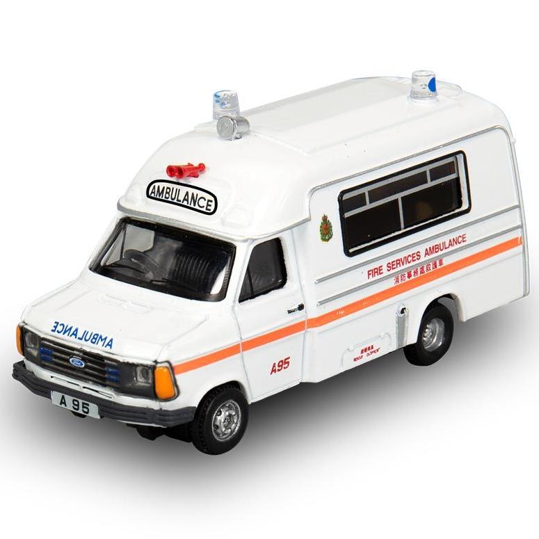 Tiny微影 19 福特Transit MK 2 救護車