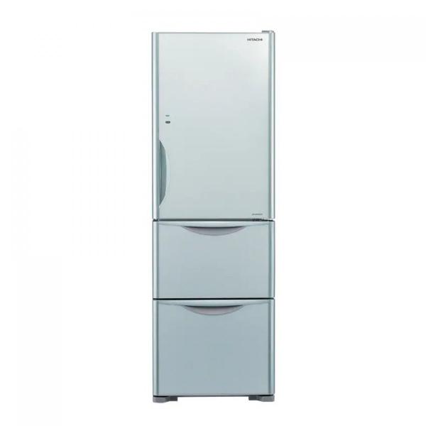 HITACHI 375L三門雪櫃-左 RSG38KPHLGS-銀玻璃