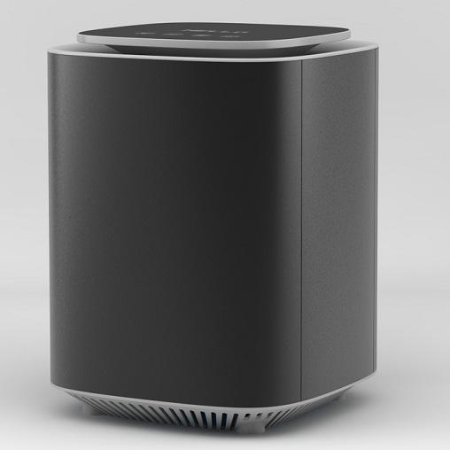 MOBEWORK 智能雷達空氣淨化機 黑BK