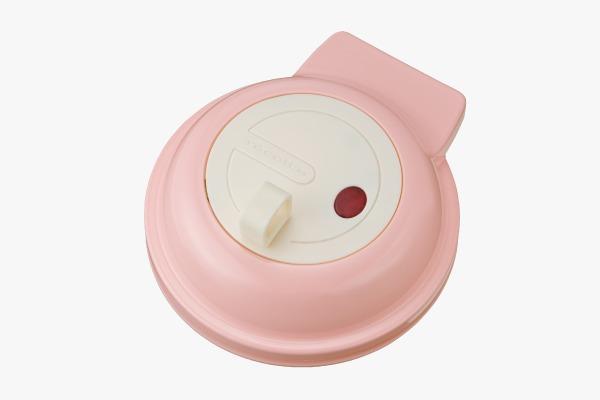 RECOLTE 迷你鬆餅機 RSM-2/PK 粉紅色