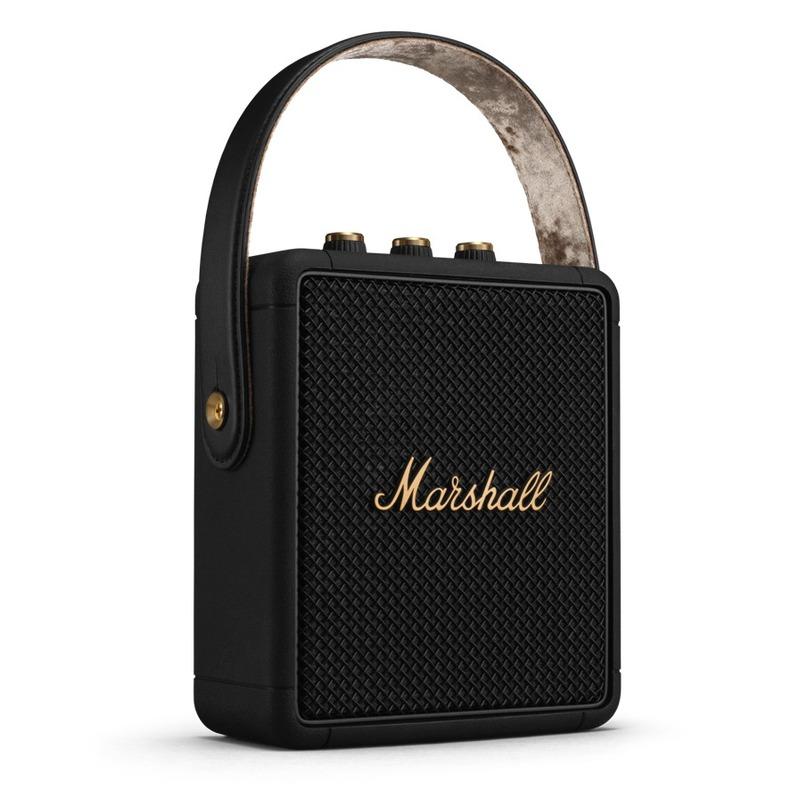 Marshall Stockwell II Speaker Black & Bress 喇叭