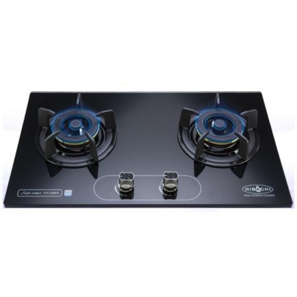 HIBACHI [S/i]石油氣/嵌入雙頭煮食爐 HY-288S