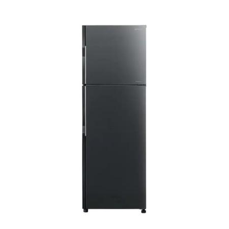 HITACHI 226L雙門雪櫃 RH230PH1/BBK亮麗黑色