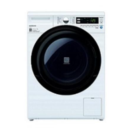HITACHI 8KG前置式洗衣機 BD80XFV-WH 白