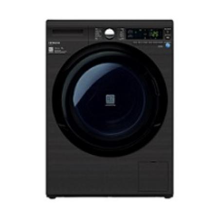 HITACHI 8KG前置式洗衣機 BD80XFV-MS 黑