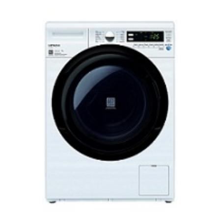 HITACHI 9KG前置式洗衣機 BD90XFV-WH 白