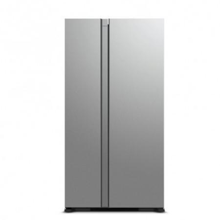 HITACHI 595L對門式雪櫃 RS700PHOGS 銀玻璃