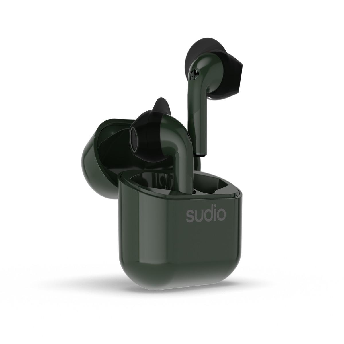 sudio Nio Truly Wireless Green