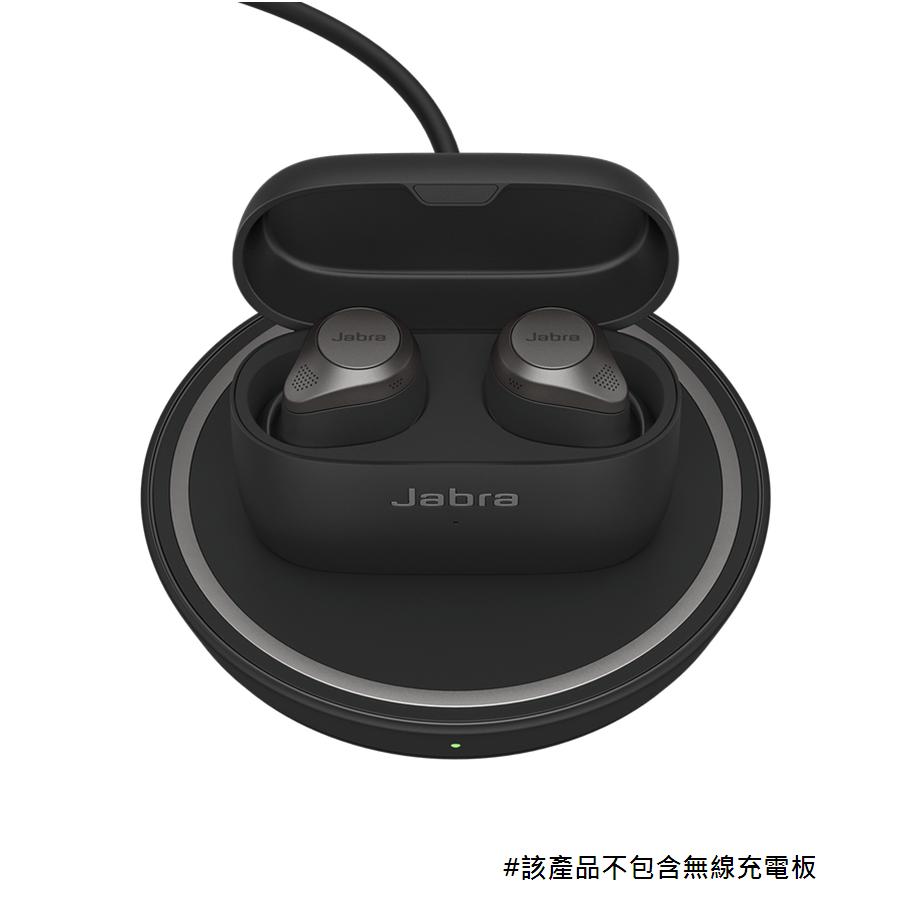 Jabra [P]藍牙耳筒 Elite 85t Titanium Black 100-99190000-40