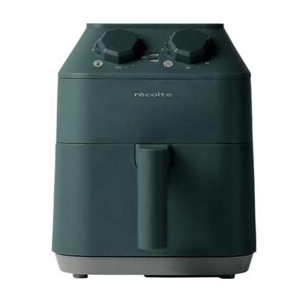 RECOLTE 氣炸鍋 RAO-1/G綠