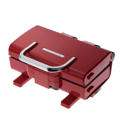 RECOLTE 雙面煎烤盤 RWG-1/R紅