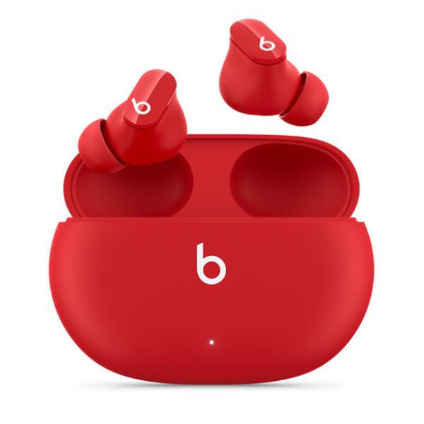 Beats Studio Buds-True Wireless Cancelling Earphones Red
